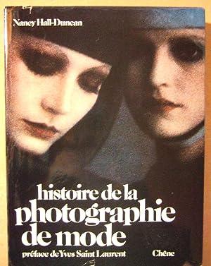 Histoire de la photographie de Mode: Hall-Duncan (Nancy)