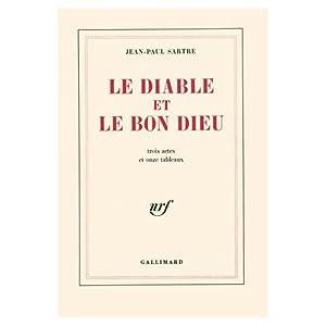 Le diable et le bon Dieu 2020-22: Sartre