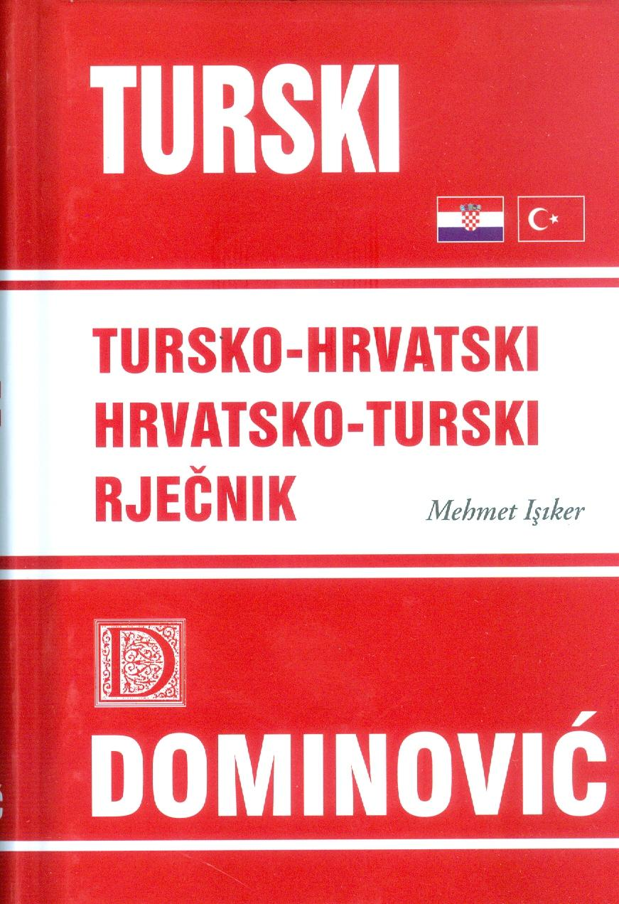 9789537954055 - Isiker, Mehmet: TURSKO-HRVATSKI, HRVATSKO-TURSKI RJECNIK - Knjiga