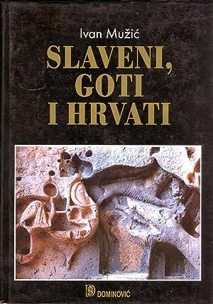 SLAVENI, GOTI I HRVATI NA TERITORIJU RIMSKE PROVINCIJE DALMACIJE: Muzic, Ivan