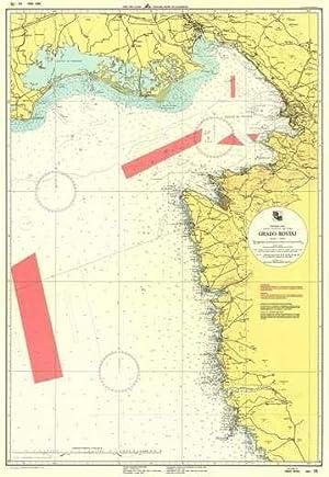 HHI Nautical Chart, Adriatic Coast: 100-15 GRADO - ROVINJ