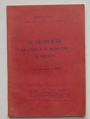 Le Georgiche, la Copa e il Moretum: BIANCOTTI A. -