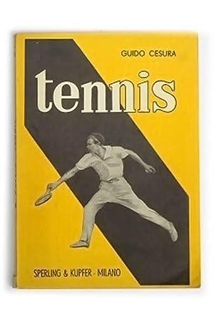 Tennis.: CESURA GUIDO
