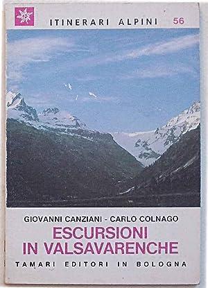 Escursioni in Valsavarenche.: CANZIANI G. -
