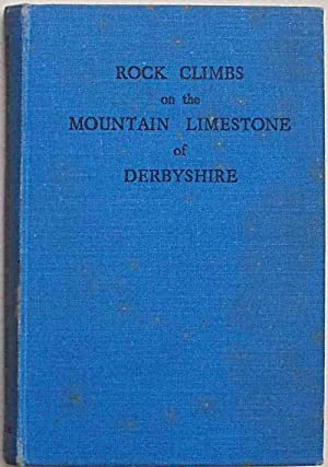 Rock climbs on the mountain limestone of Derbyshire.