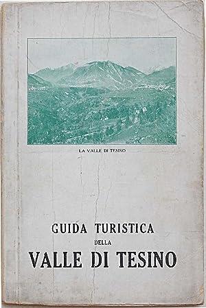 Guida turistica della Valle di Tesino.: FERRARI ORESTE