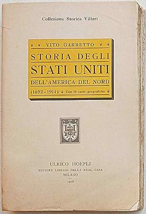 Storia degli Stati Uniti dell'America del Nord: GARRETTO VITO