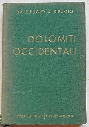 Dolomiti Occidentali.: SAGLIO SILVIO