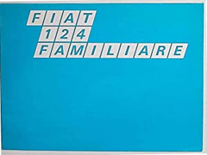 FIAT 124 Familiare.: ANONIMO