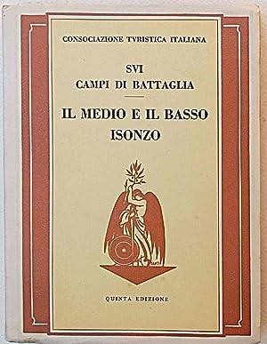 Il Medio e il Basso Isonzo.: AA.VV.