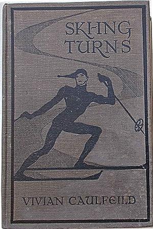 Ski-ing turns.: CAULFEILD VIVIAN