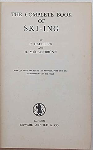 The complete book of ski-ing.