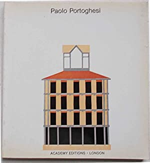 Paolo Portoghesi. Projects and drawings 1949-1979.