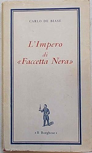 """L'impero di """"Faccetta Nera"""".: DE BIASE CARLO"""