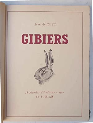 Gibiers.