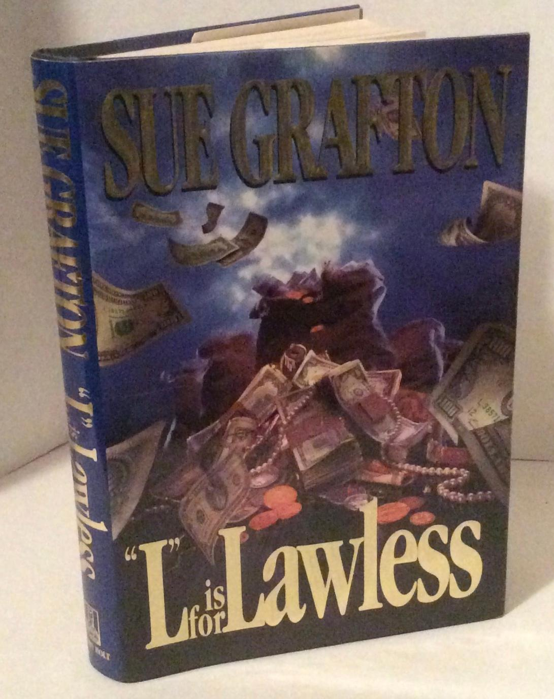 L_is_for_Lawless_Sue_Grafton_Bon_Couverture_rigide