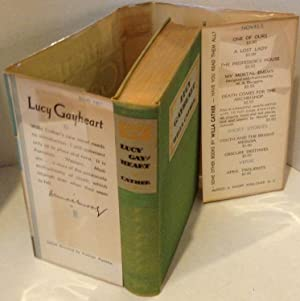 Lucy Gayheart - FIRST EDITION - VG+: Willa Cather