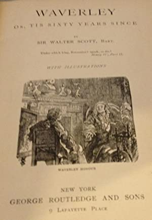 Waverley -: Sir Walter Raleigh