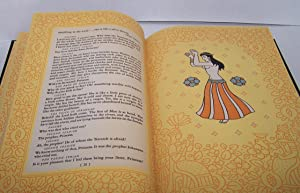 Salome - Beautiful 1945 edition HAND illuminated beautifully bound: Oscar Wilde