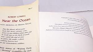 Near the Ocean - FIRST EDITION -: Robert Lowell