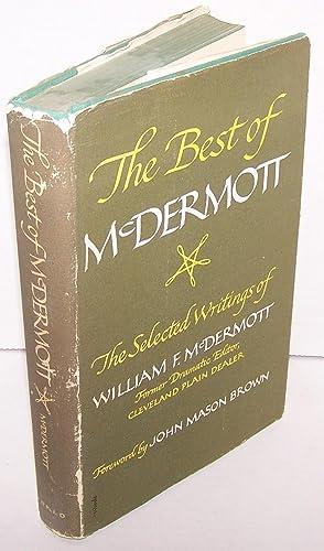 The Best of McDermott: William F. McDermott