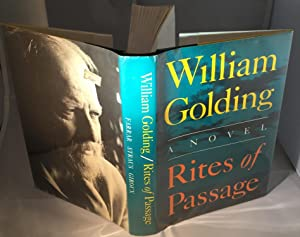 Rites of Passage - FIRST EDITION, NEAR FINE!: William Golding