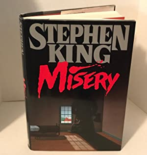 Misery - First Edition NF: Stephen King