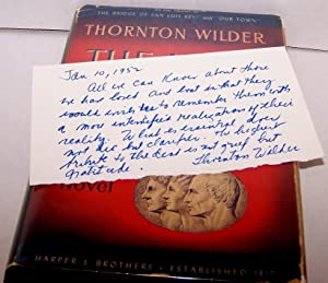 The Ides of March - First - 1948: Thornton Wilder