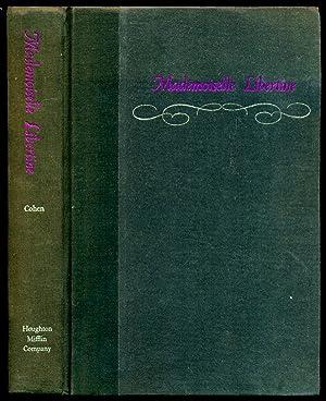 Mademoiselle Libertine; A Portrait of Ninon De: Edgar H. Cohen.