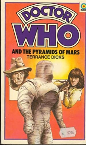 Doctor Who # 50 - Pyramids of: Dicks, Terrance