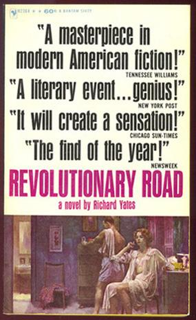 Revolutionary Road: Yates, Richard