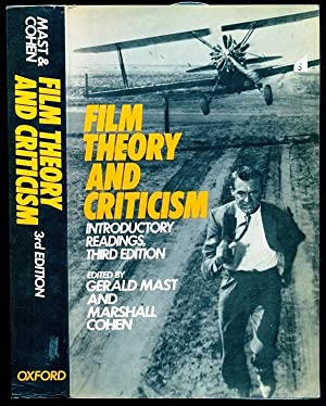 Film Theory and Criticism: Introductory Readings -: Mast, Gerald; Cohen,