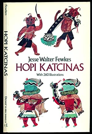 Hopi Katcinas (Dover Books on the American: Fewkes, Jesse Walter
