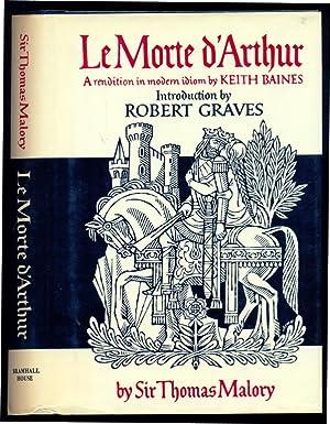 Le Morte D'Arthur: Malory, Sir Thomas;