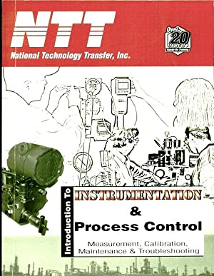 Introduction To Instrumentation & Process Control -: Miller, Vernon A.