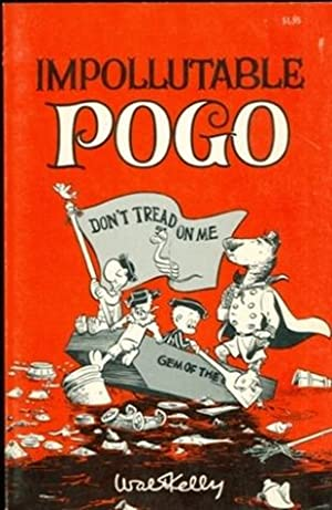 Impollutable Pogo - Don't Tread On Me: Kelly, Walt