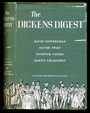 The Dickens Digest - Four Great Dickens: Dickens, Charles; Aswell,