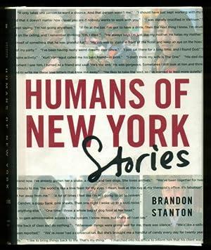Humans of New York: Stories: Stanton, Brandon