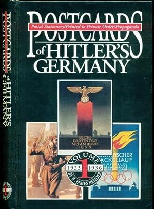 Postcards of Hitler's Germany - Volume 1: Bender, Roger James
