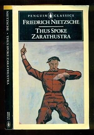 Thus Spoke Zarathustra: A Book For Everyone: Nietzsche, Friedrich; Hollingdale,