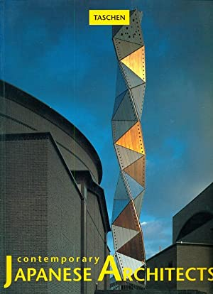Contemporary Japanese Architects - Big Series : Meyhofer, Dirk -