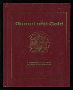 Garnet and Gold - A Reference Manual: McNary, Timothy J.