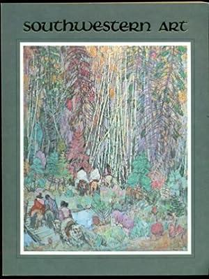 Southwestern Art: A Journal Devoted to the: Helberg, Bob; Cornelius,