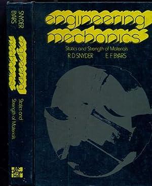 Engineering Mechanics:Statics and Strength of Materials: Statics and Strength of Materials: Snyder,...