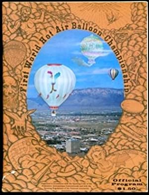 First World Hot Air Balloon Championship -: Albuquerque International Balloon