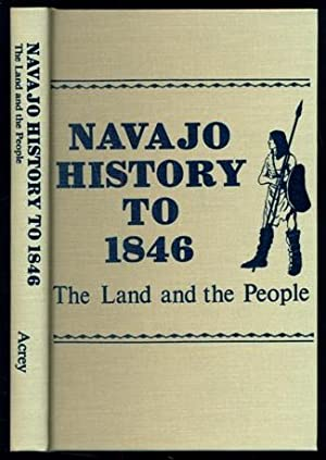 Navajo History to 1846: Acrey, Bill P.