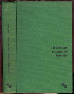 The Structure of Atoms and Molecules: Kondratyev, V. ; Yankovsky, G. - Translator