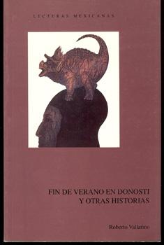 Fin De Verano En Donosti y Otras: Vallarino, Roberto