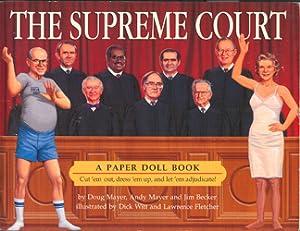 The Supreme Court: A Paper Doll Book: Mayer, Doug; Mayer,