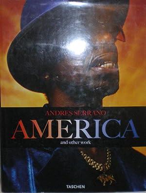 Andres Serrano, America and Other Work: Heartney, Eleanor - Editor
